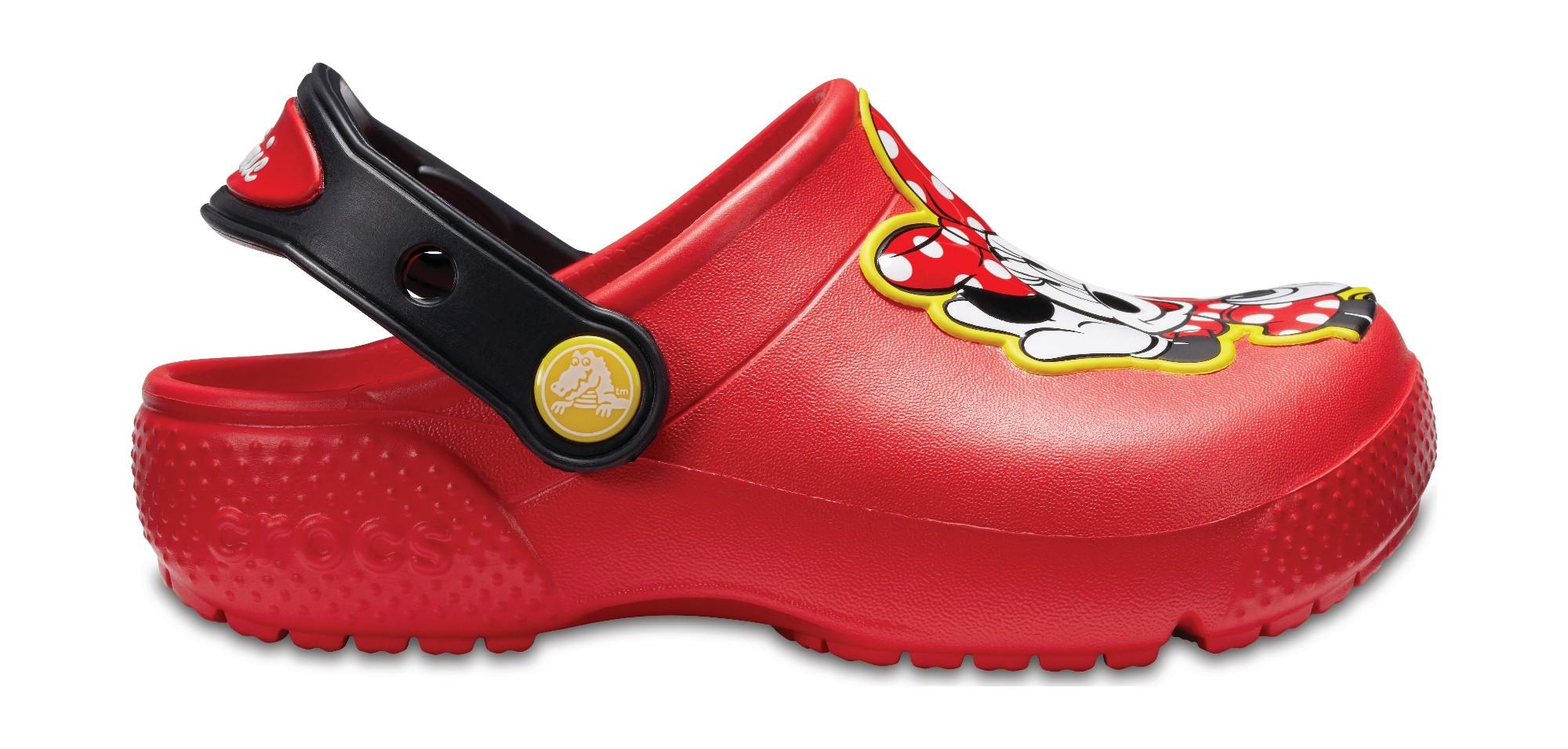 Crocs™ Funlab Minnie Clog Flame 35