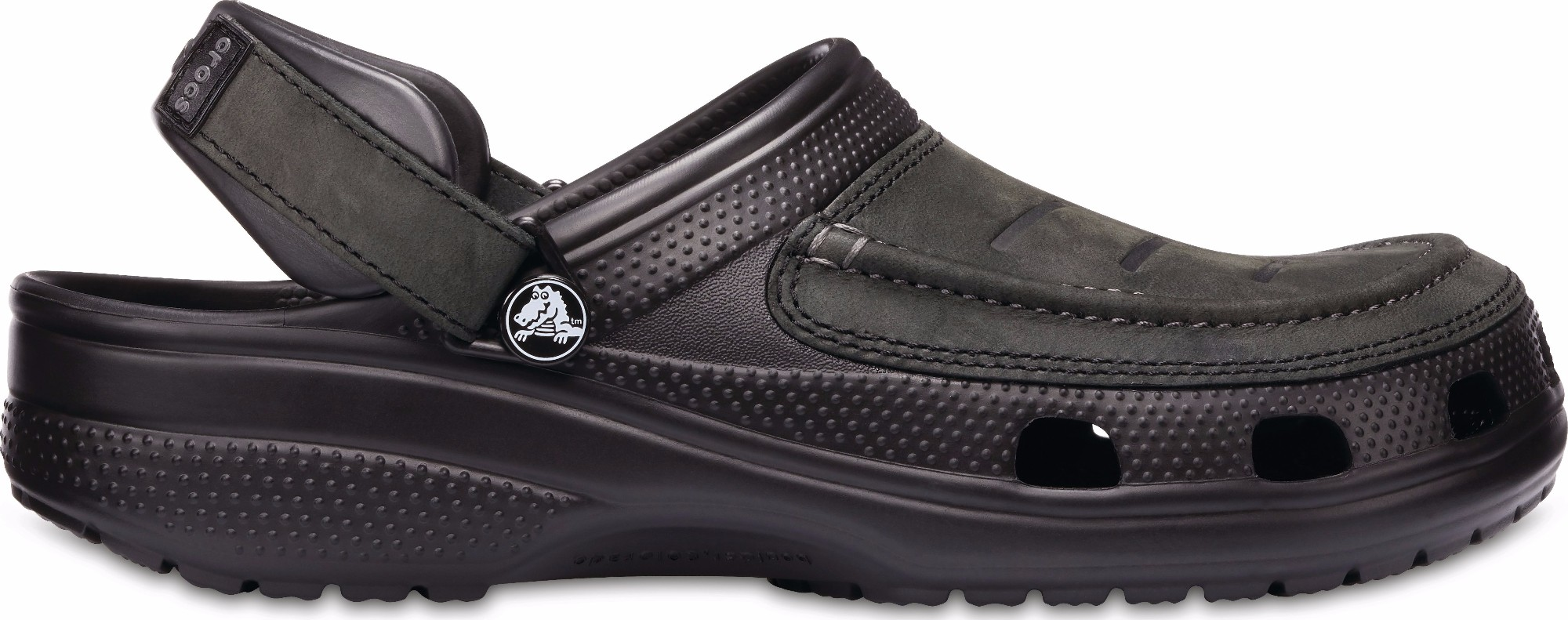 Crocs™ Yukon Vista Clog Black/Black 41