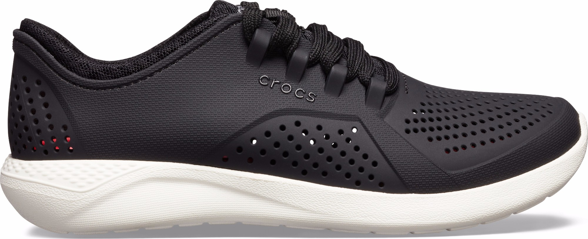 Crocs™ Women's LiteRide Pacer Black 37,5