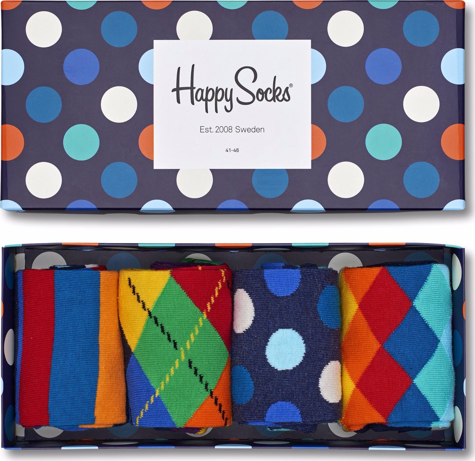 HAPPY SOCKS Mix Box Multi 36-40