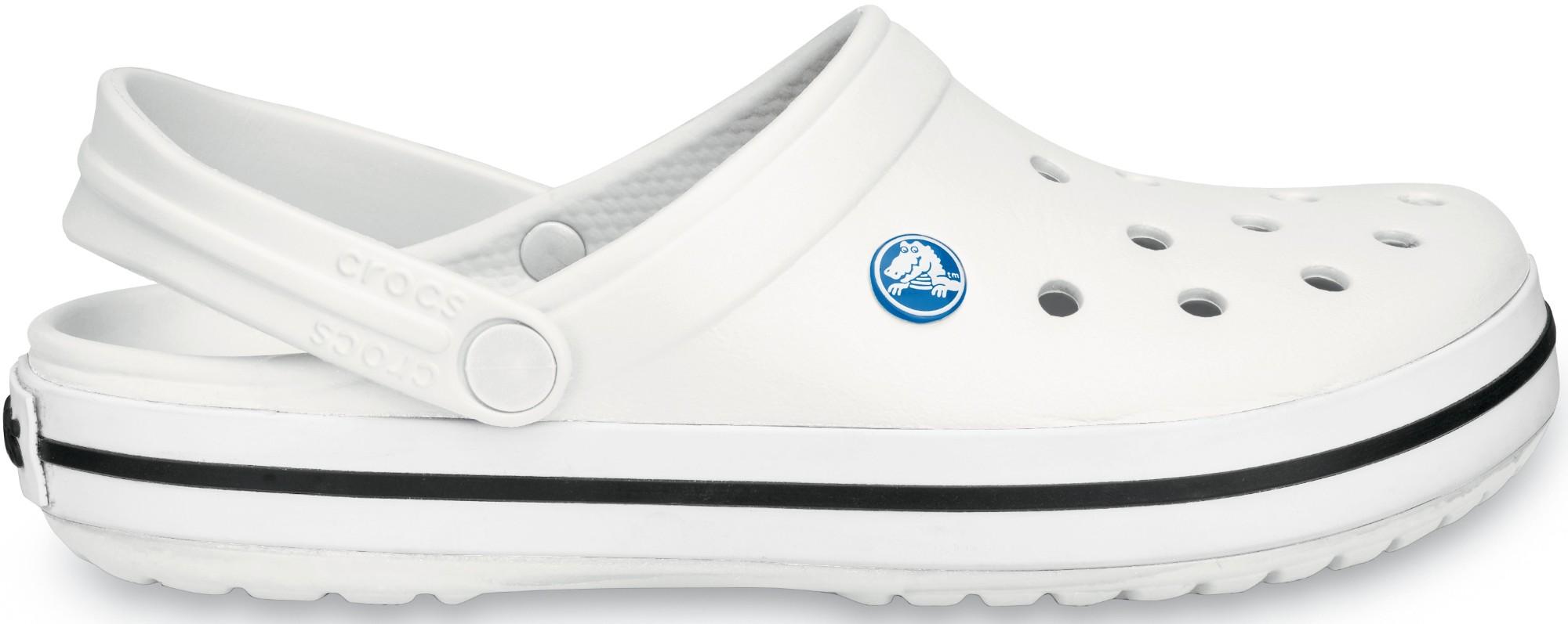 Crocs™ Crocband™ White 41