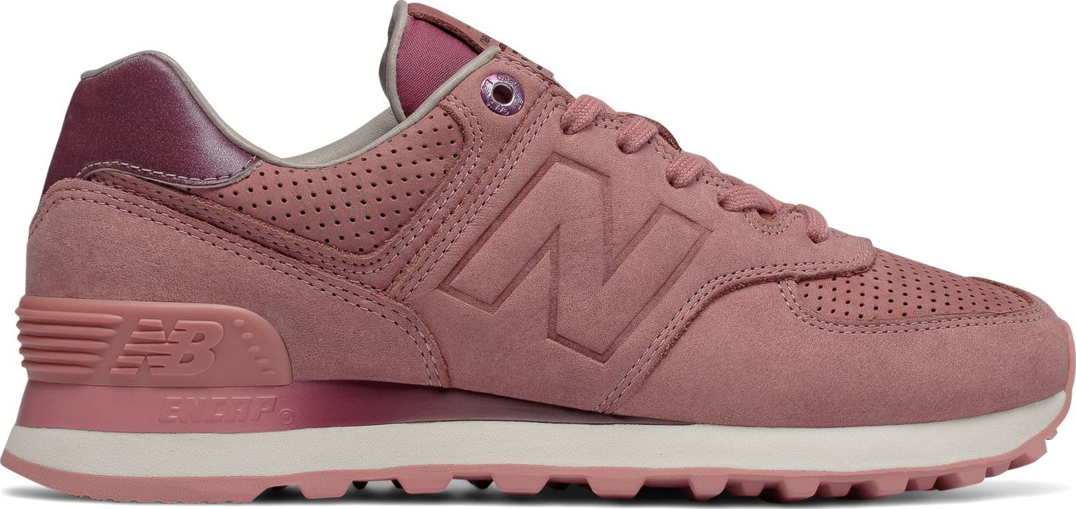 5b3f14c73dcb4 New Balance WL574 Leather T1 | OPEN24.LT