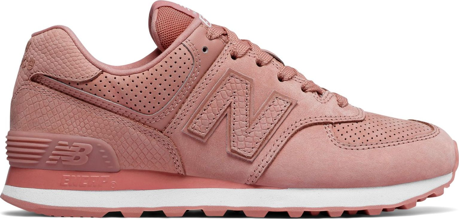 New Balance WL574 Serpent Luxe Dusted Peach 37,5