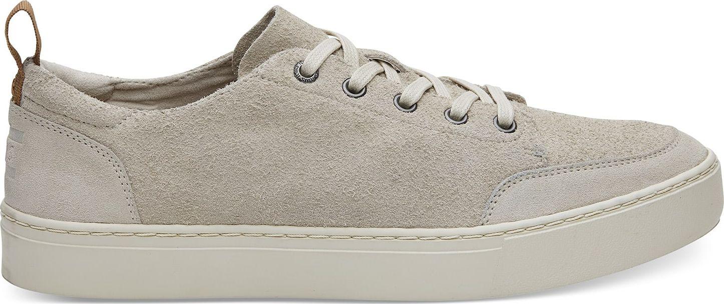 TOMS Shaggy Suede Men's Landen Sneaker Birch 44