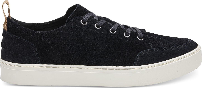 TOMS Shaggy Suede Men's Landen Sneaker Black 43