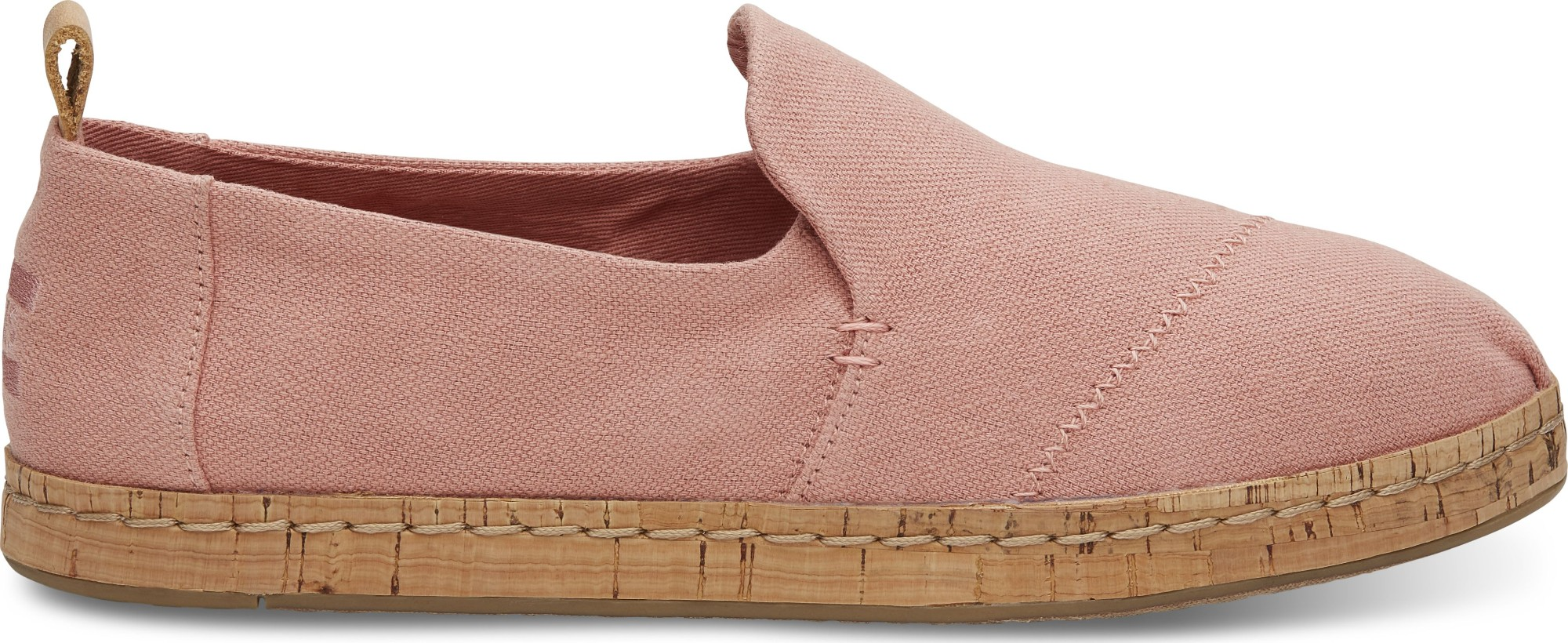 TOMS Oxford Women's Deconstructed Alpargata Cork Bloom 38