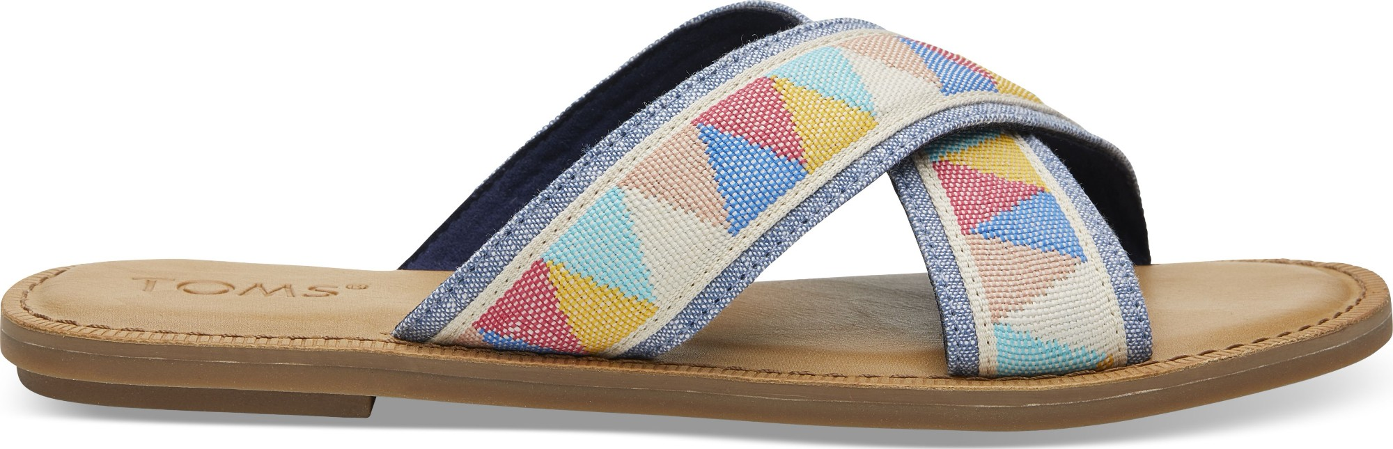 TOMS Tribal Women's Viv Sandal Multi 36,5