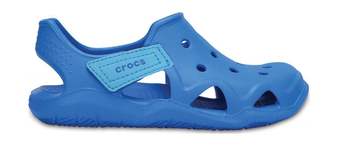 Crocs™ Kids' Swiftwater Wave Ocean 29
