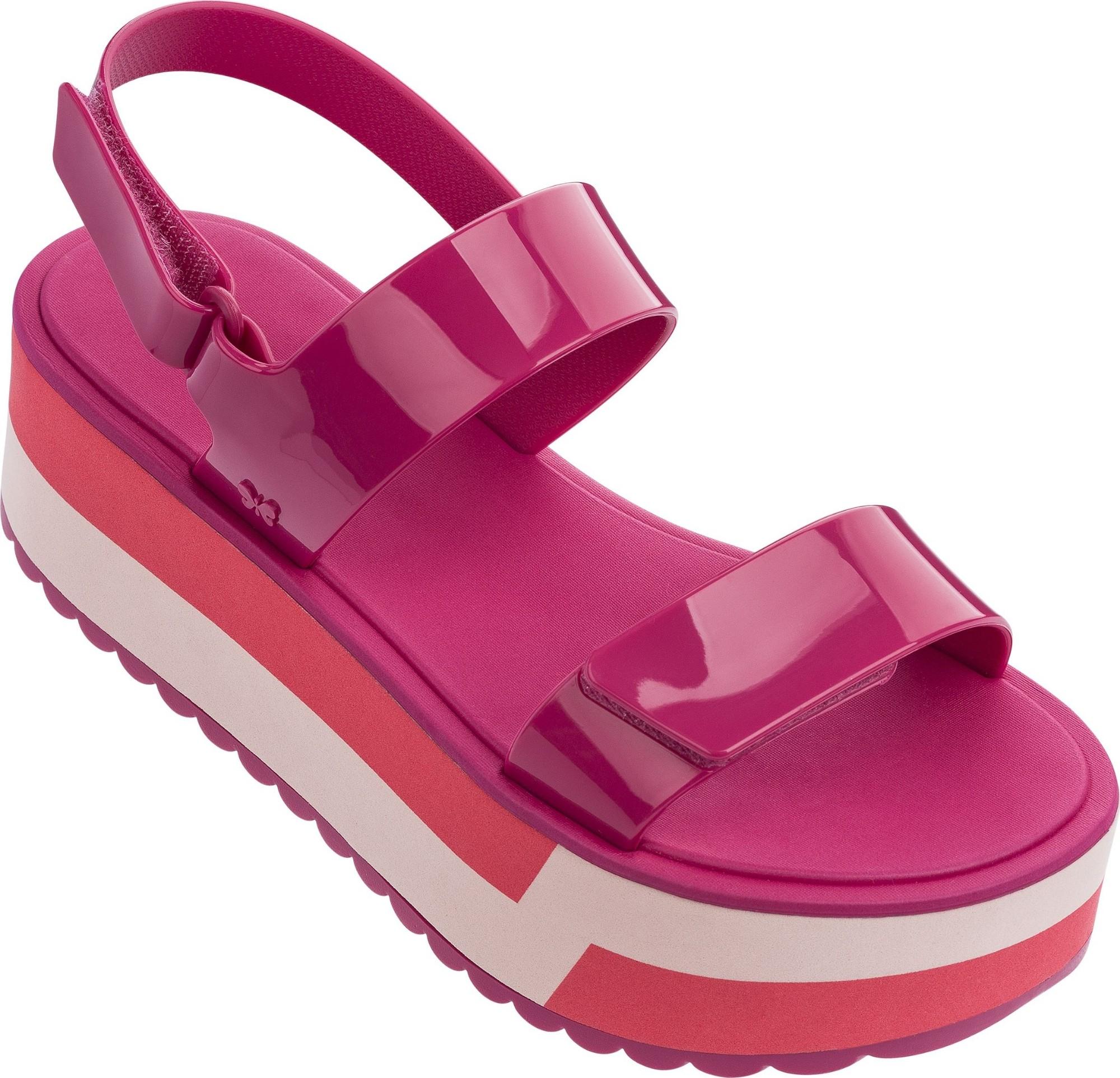 ZAXY Slash Plat Sandal Pink 41,5