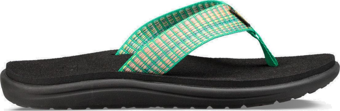 Teva Voya Flip Women's Bar Street Multi Fern 37