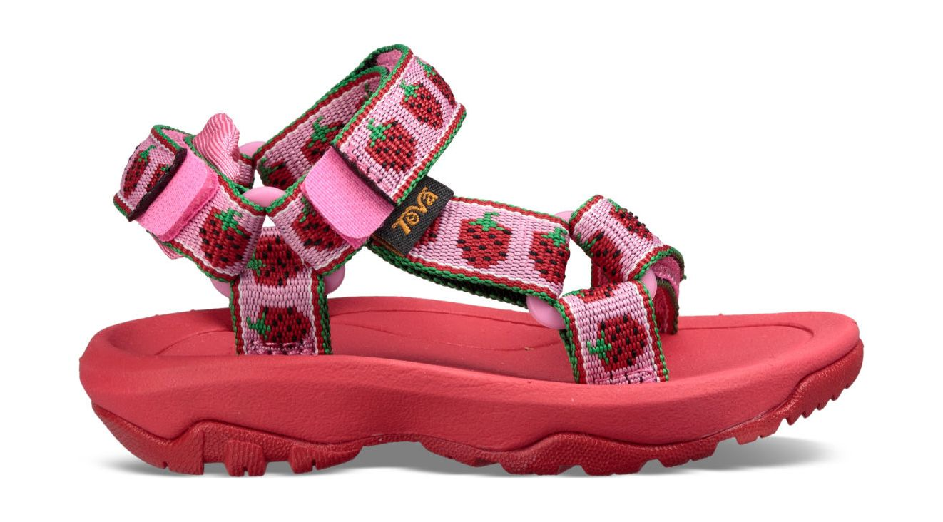Teva Hurricane XLT 2 Kid's Strawberry Pink 27