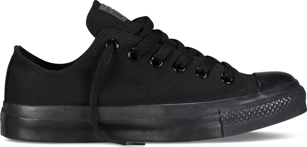 Converse Chuck Taylor All Star Ox Black/Black 45