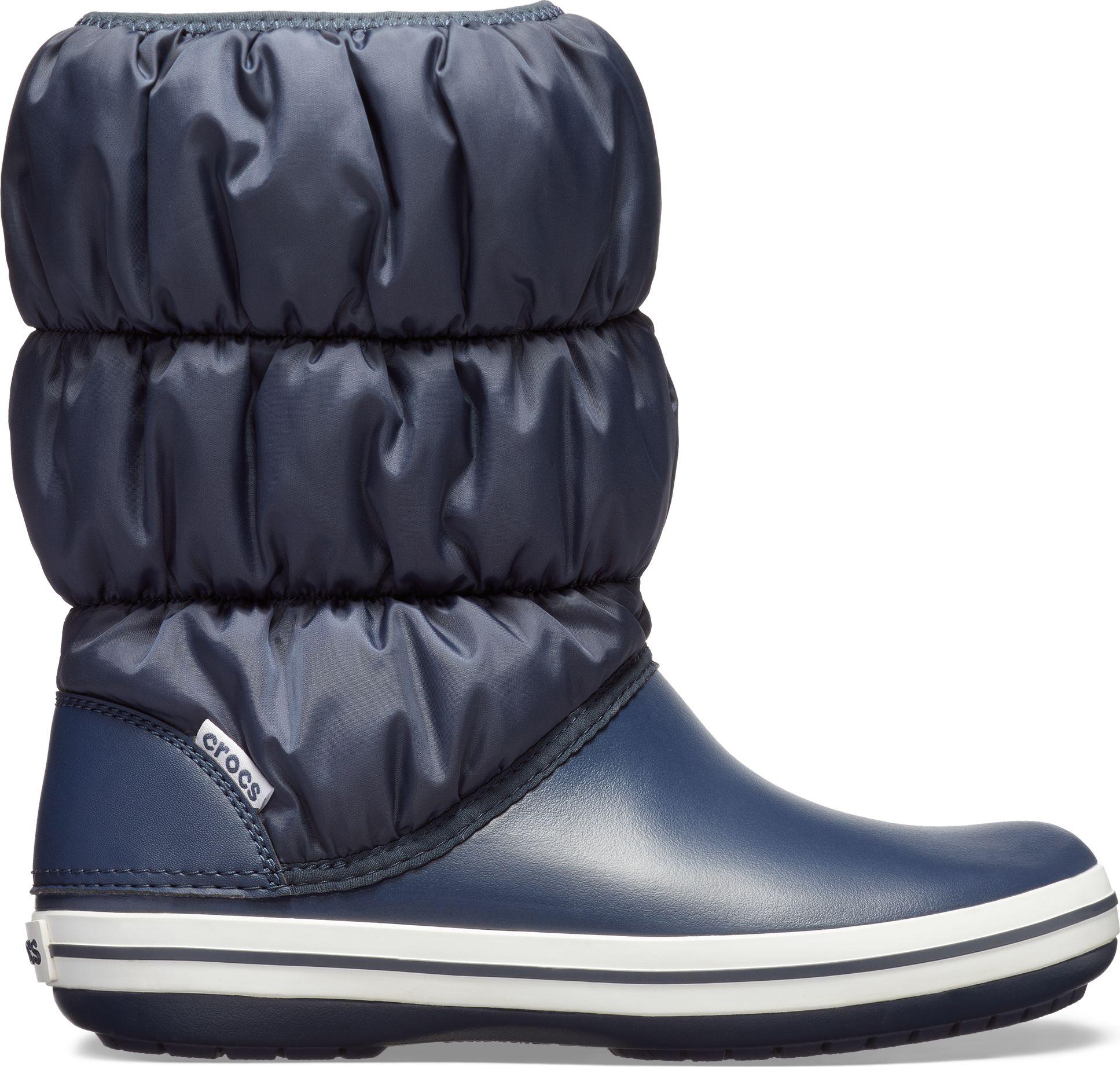 Crocs™ Winter Puff Boot Navy/White 39,5