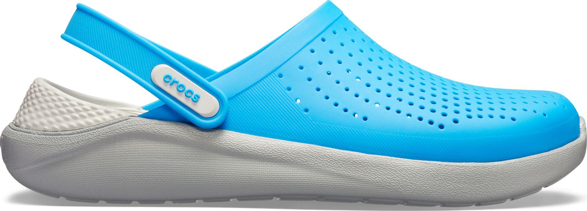Crocs™ LiteRide Clog Ocean/Light Grey 45,5