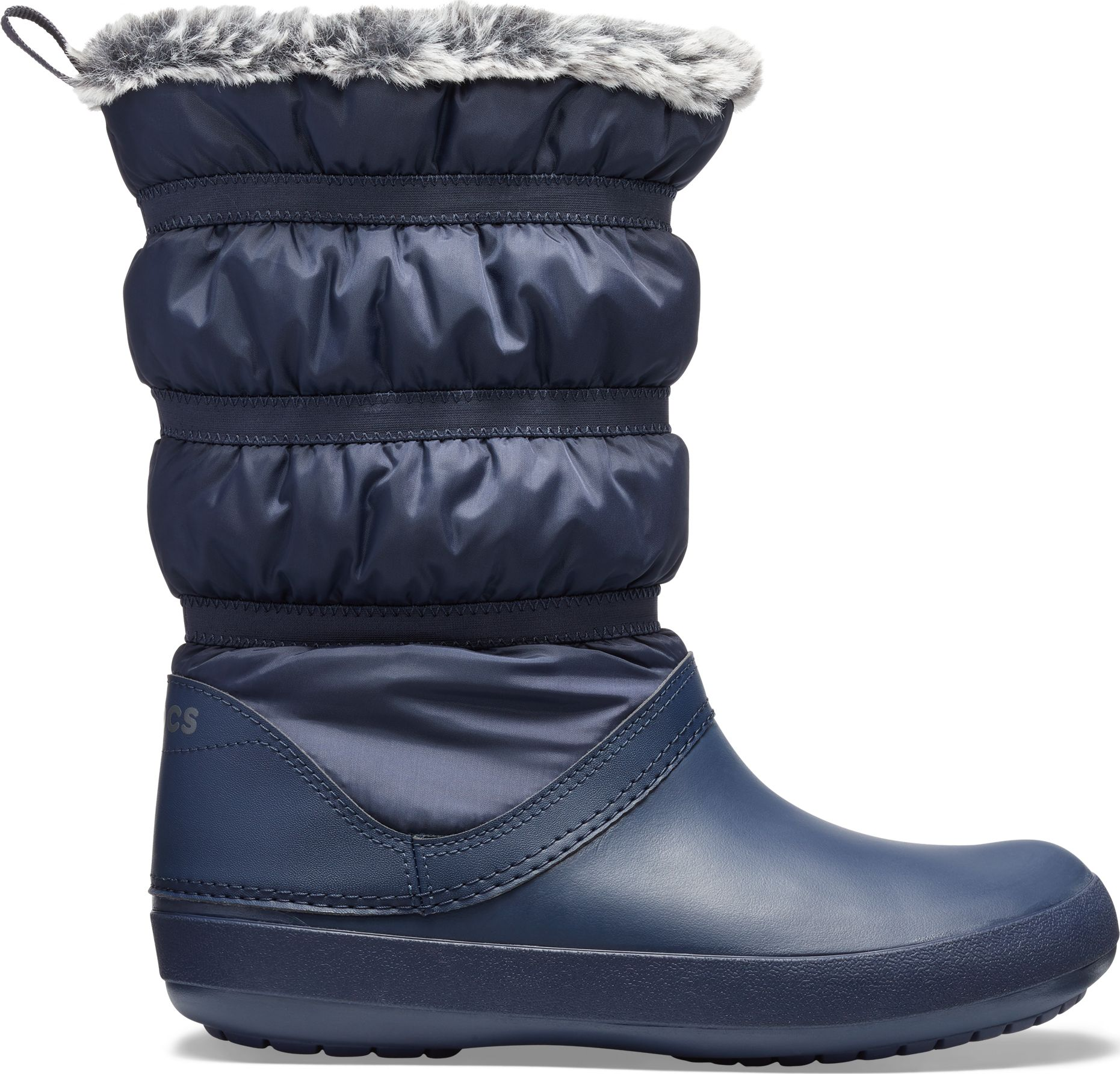 Crocs™ Women's Crocband Winter Boot Navy 37,5