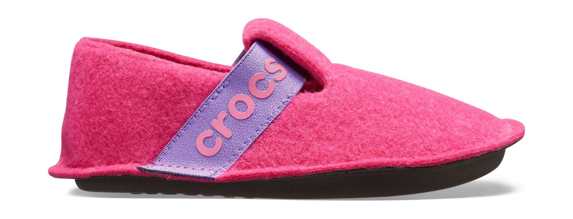 Crocs™ Kids' Classic Slipper Candy Pink 27