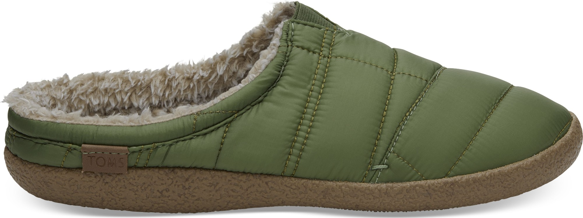 TOMS Quilted Men's Berkeley Light Pine 42