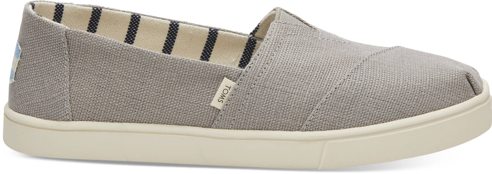TOMS Heritage Canvas Women's Alpargata Cupsole Morning Dove 39