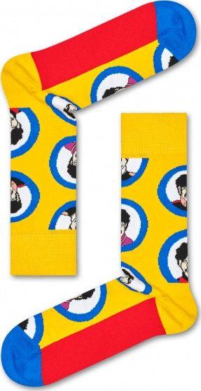 Happy Socks Submarine Sock Yellow/Blue/Red 36-40