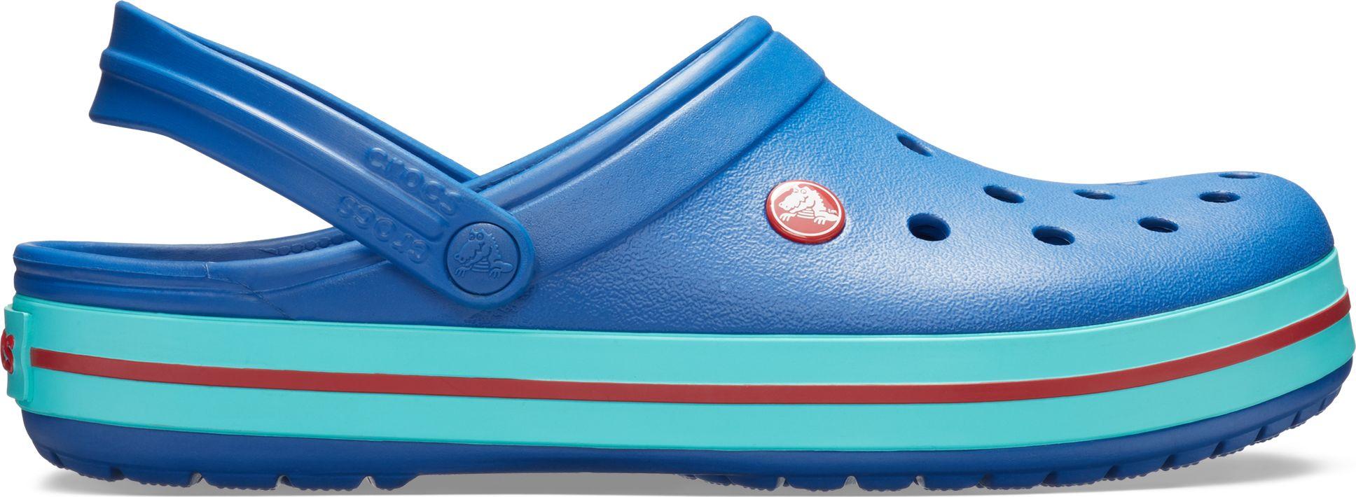 Crocs™ Crocband™ Blue Jean/Pool 41