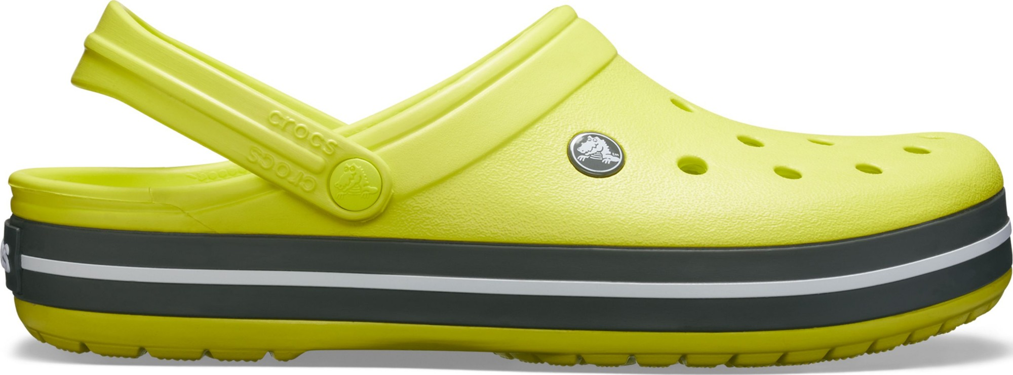 Crocs™ Crocband™ Citrus/Grey 36,5