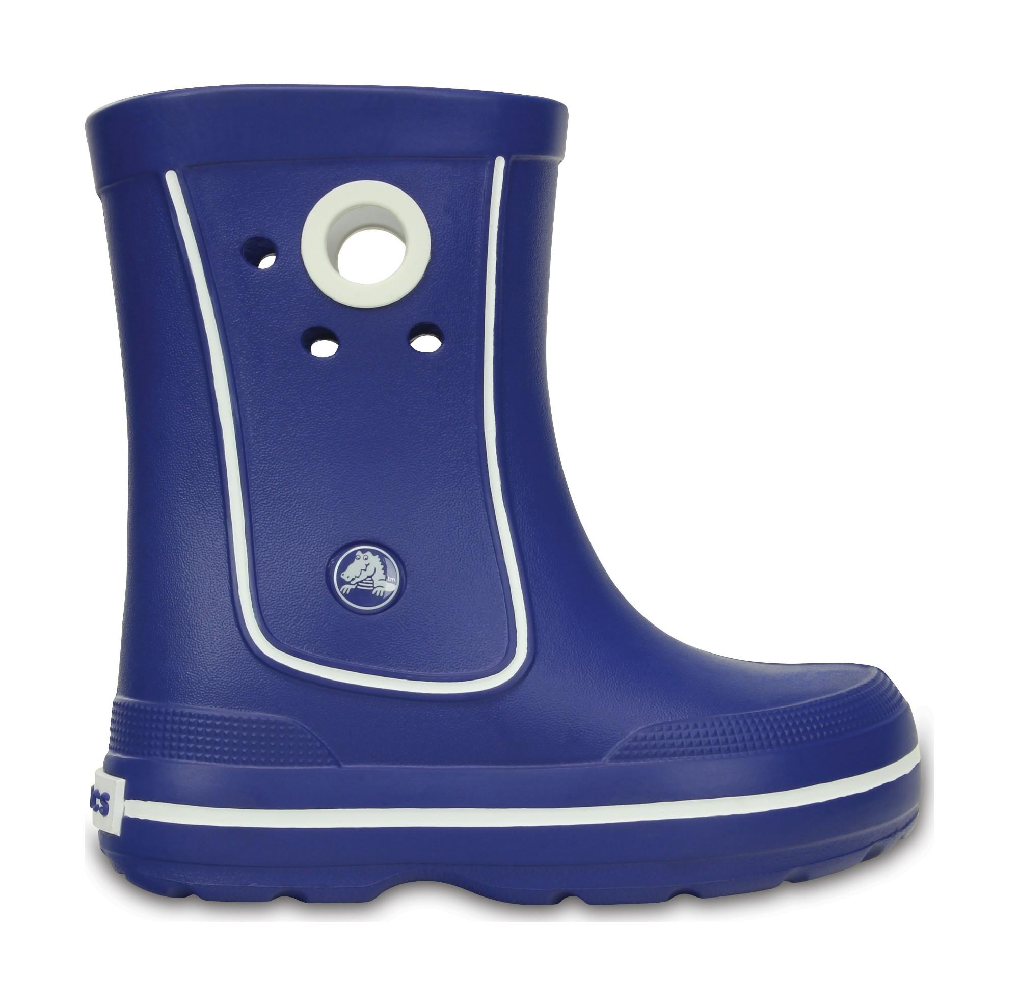 Crocs™ Kids' Crocband™ Jaunt Cerulean Blue 29