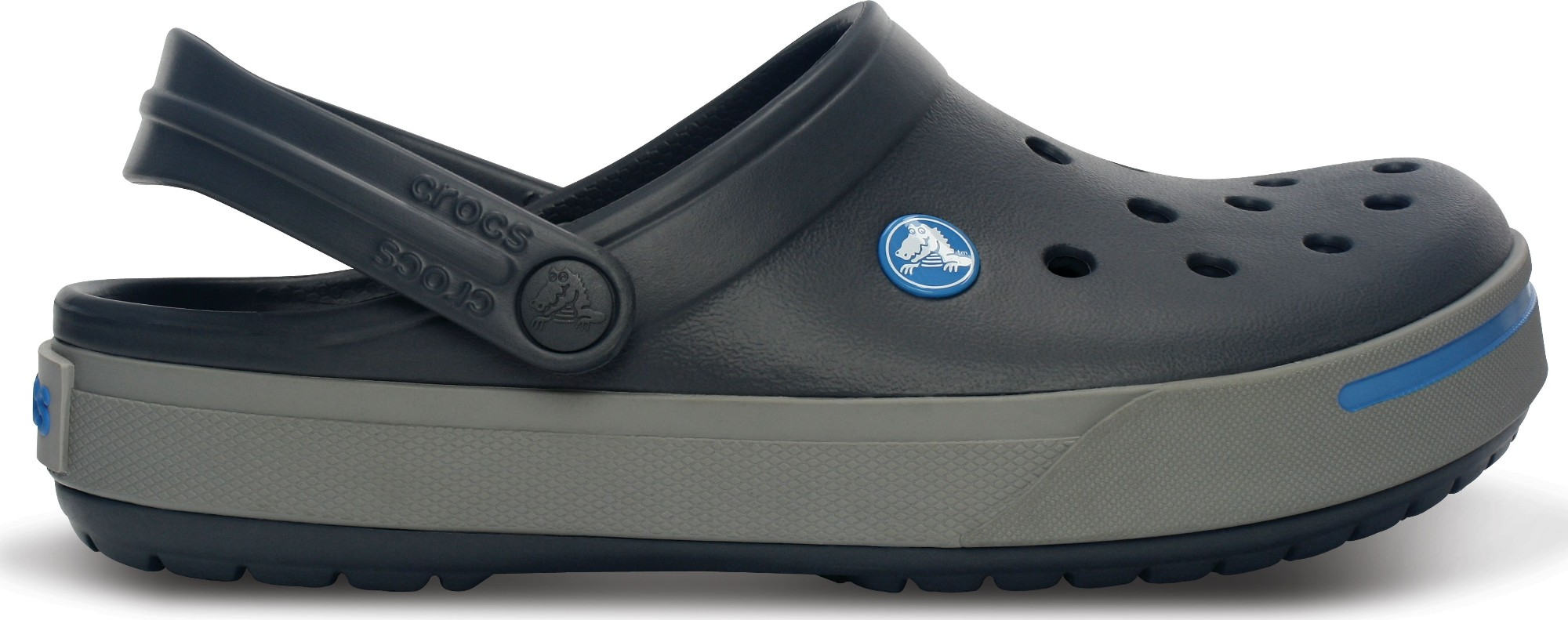 Crocs™ Crocband™ II Charcoal/Light Grey 36,5
