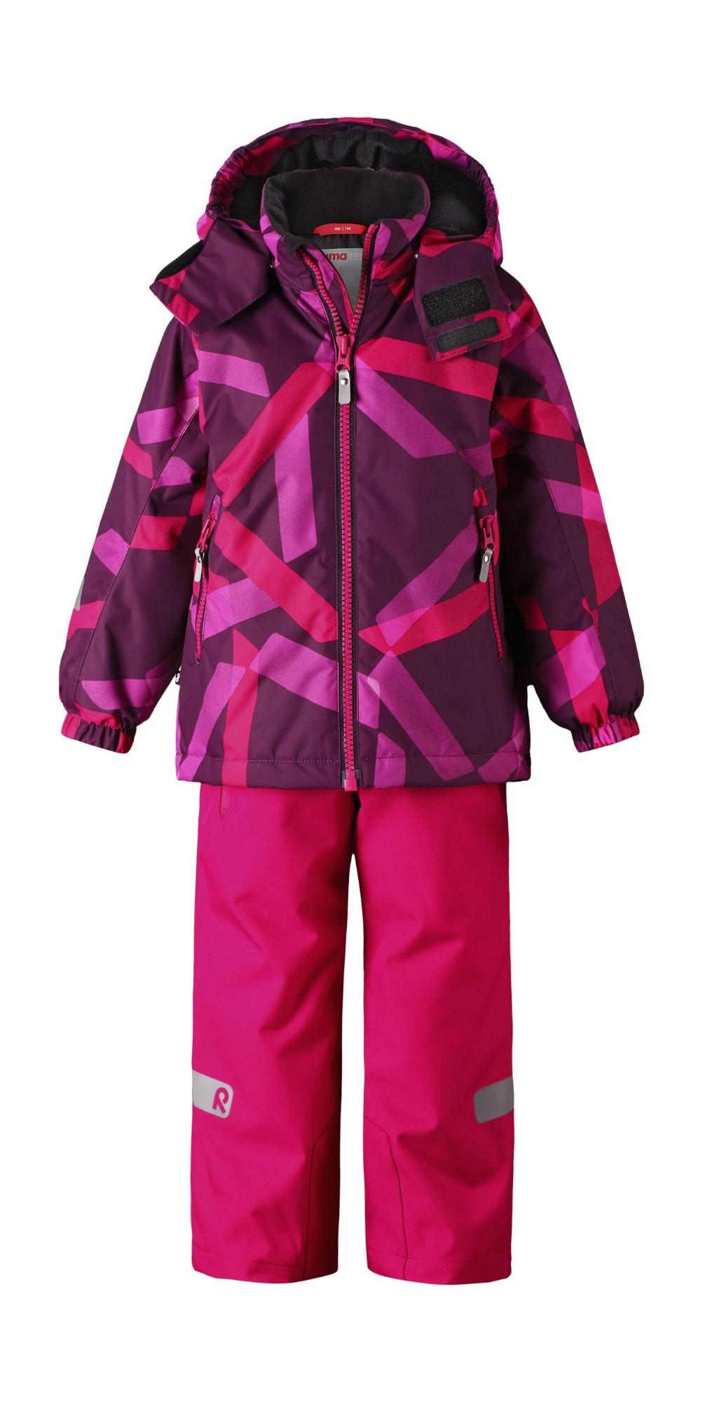 REIMA Maunu Cranberry Pink 122