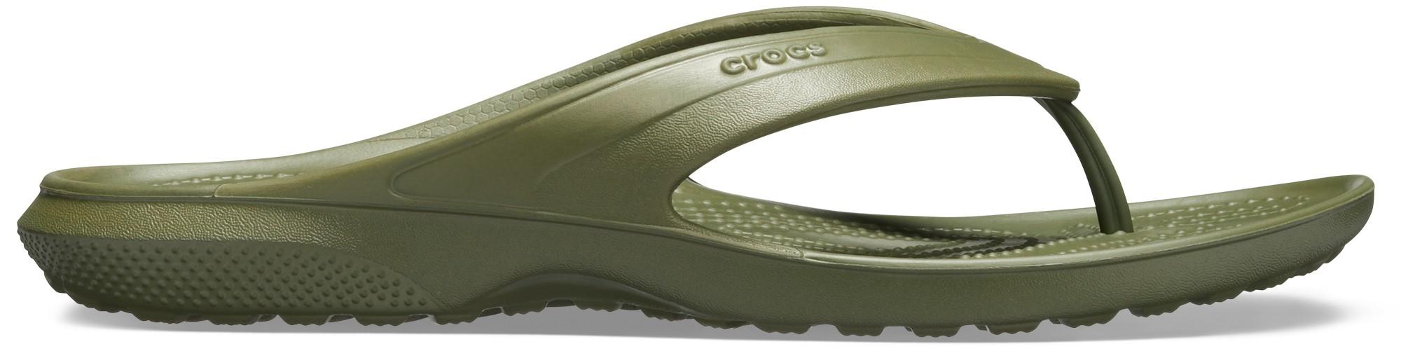 Crocs™ Classic Flip Army Green 43,5