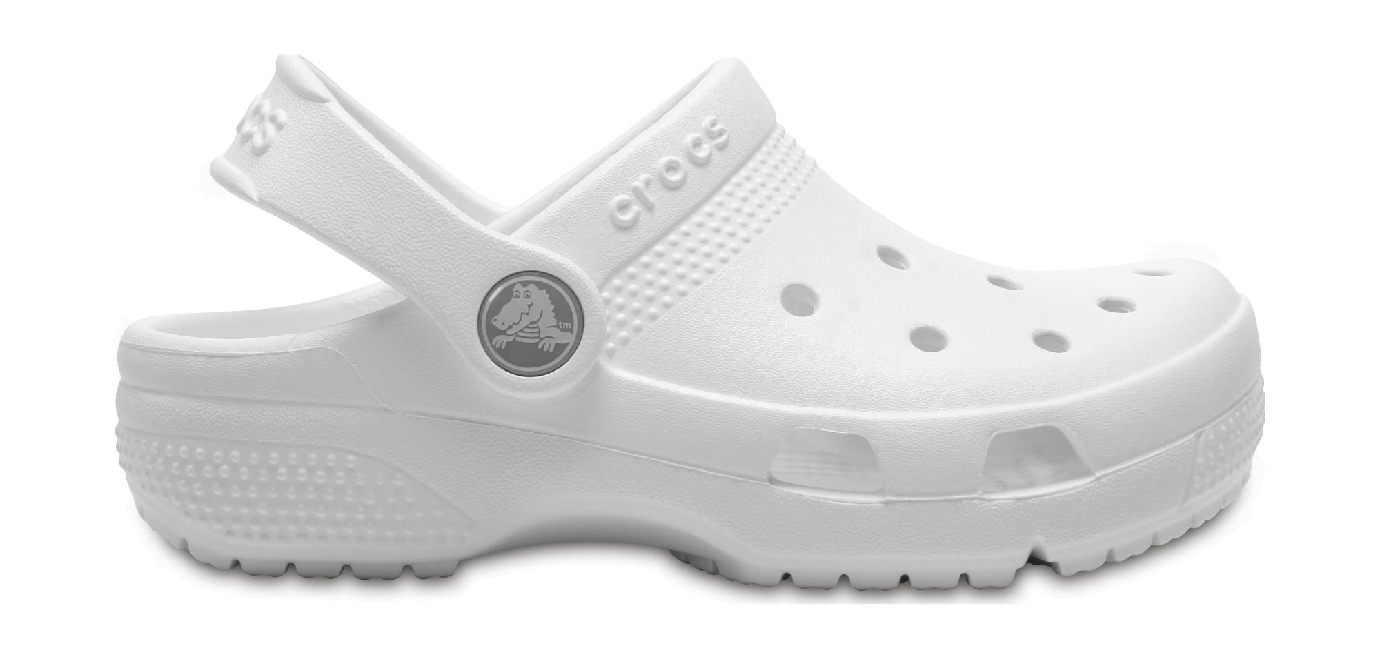 Crocs™ Coast Clog Kid's White 25