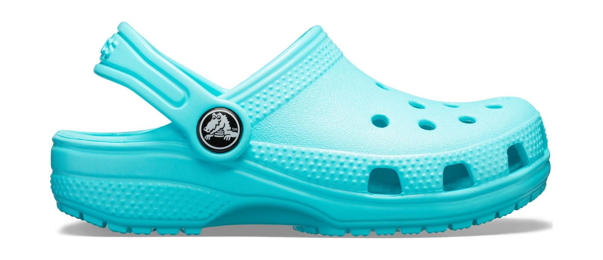 Crocs™ Kids' Classic Clog Pool 32