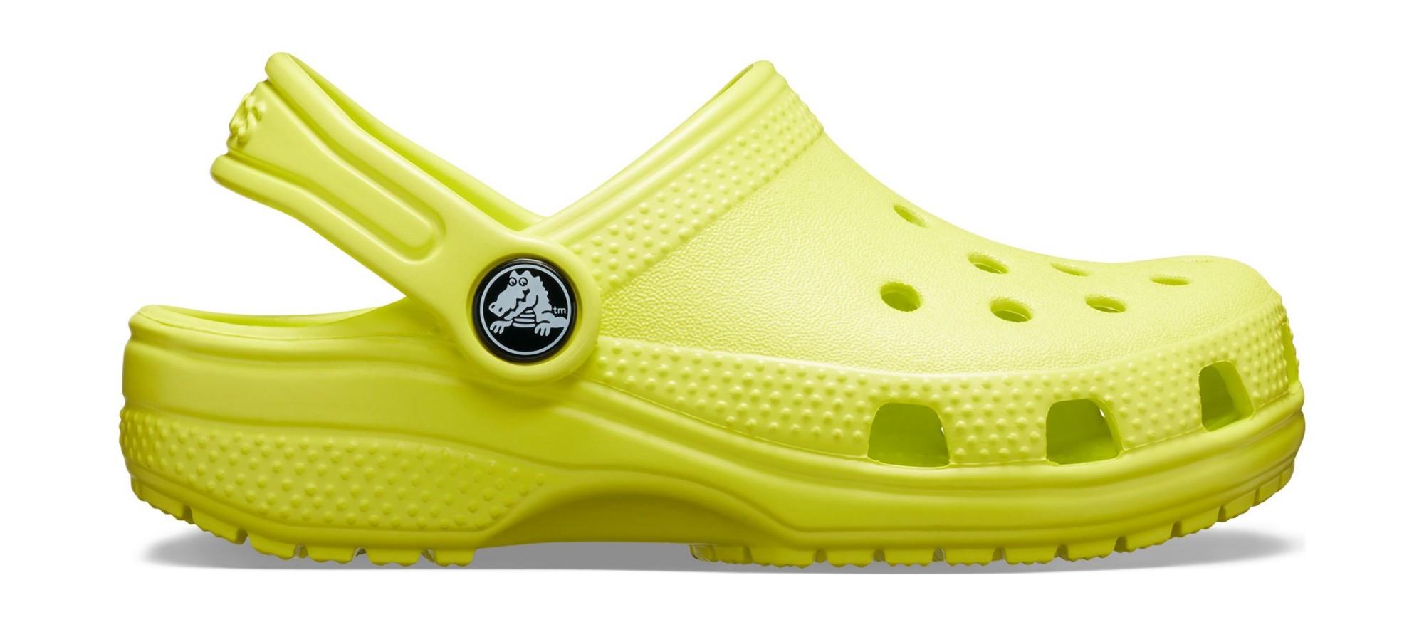 Crocs™ Kids' Classic Clog Citrus 33,5