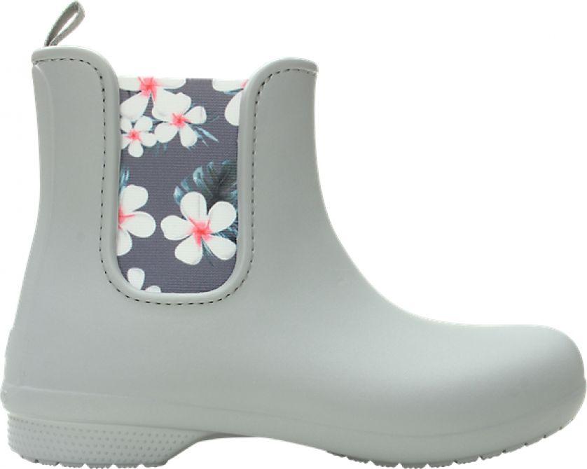 Crocs™ Freesail Chelsea Boot Tropical Floral/Light Grey 36,5