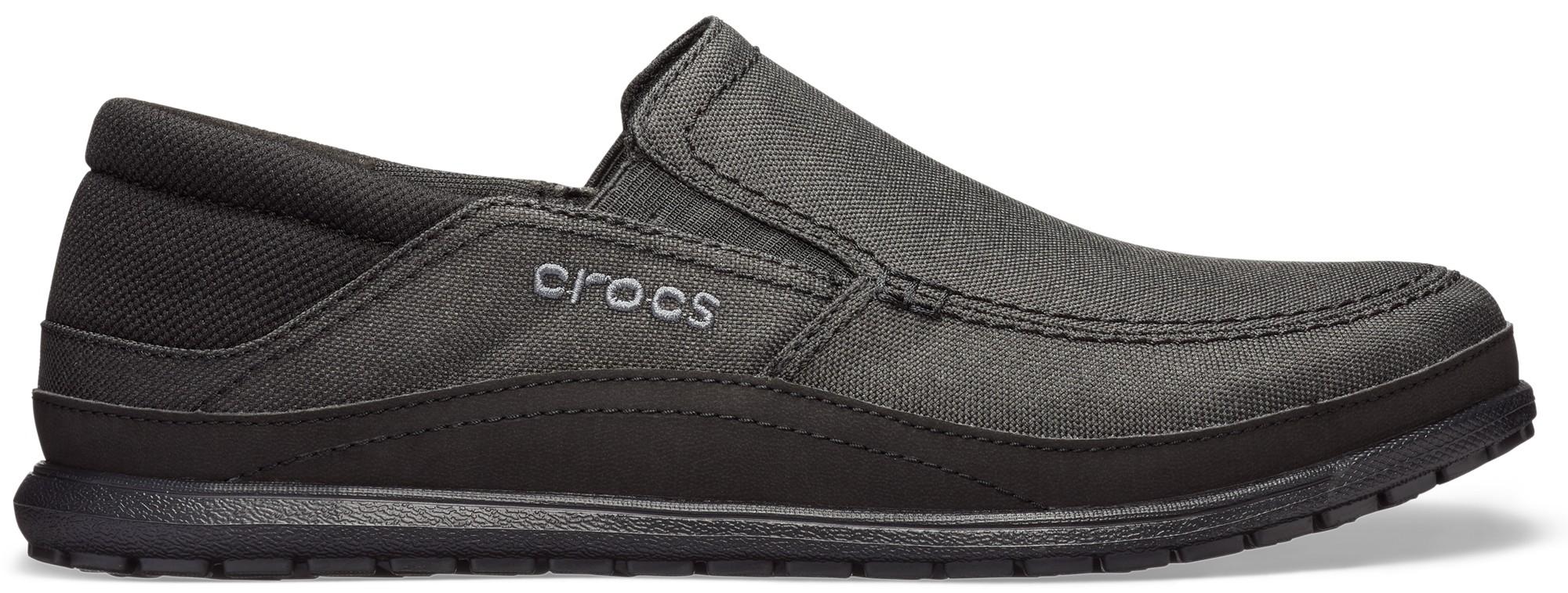 Crocs™ Santa Cruz Playa Slip-On Black/Black 47,5