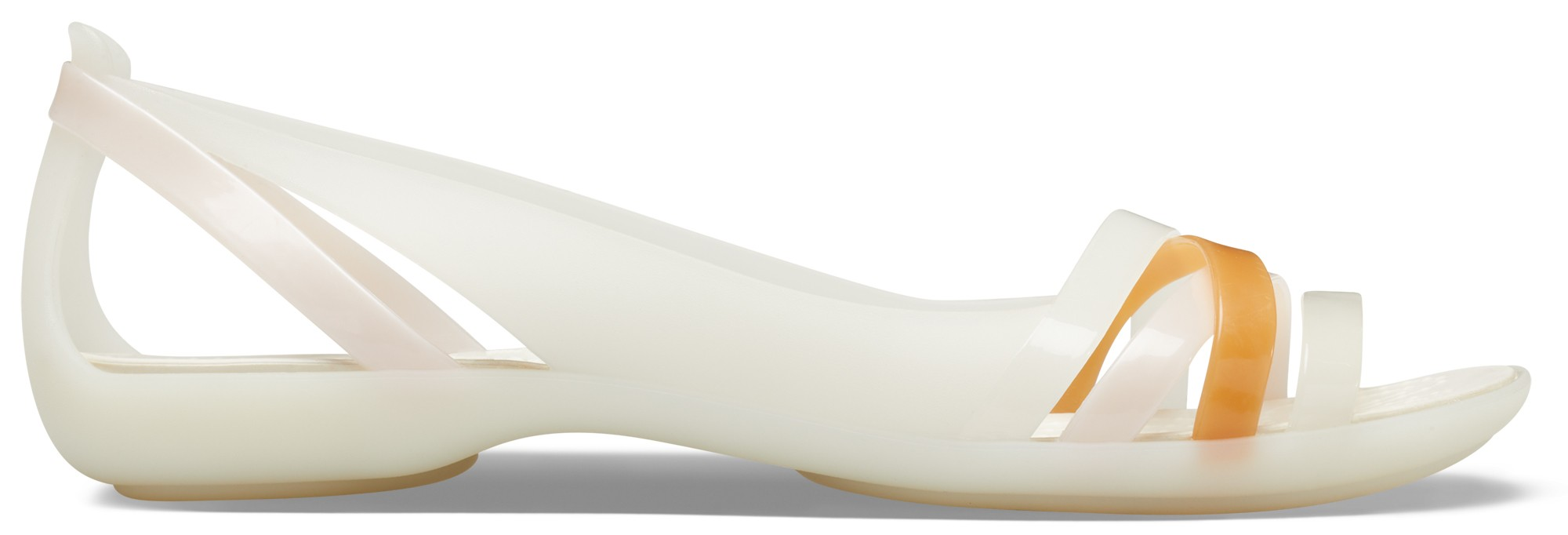 Crocs™ Isabella Huarache II Flat Oyster/Oyster 36,5
