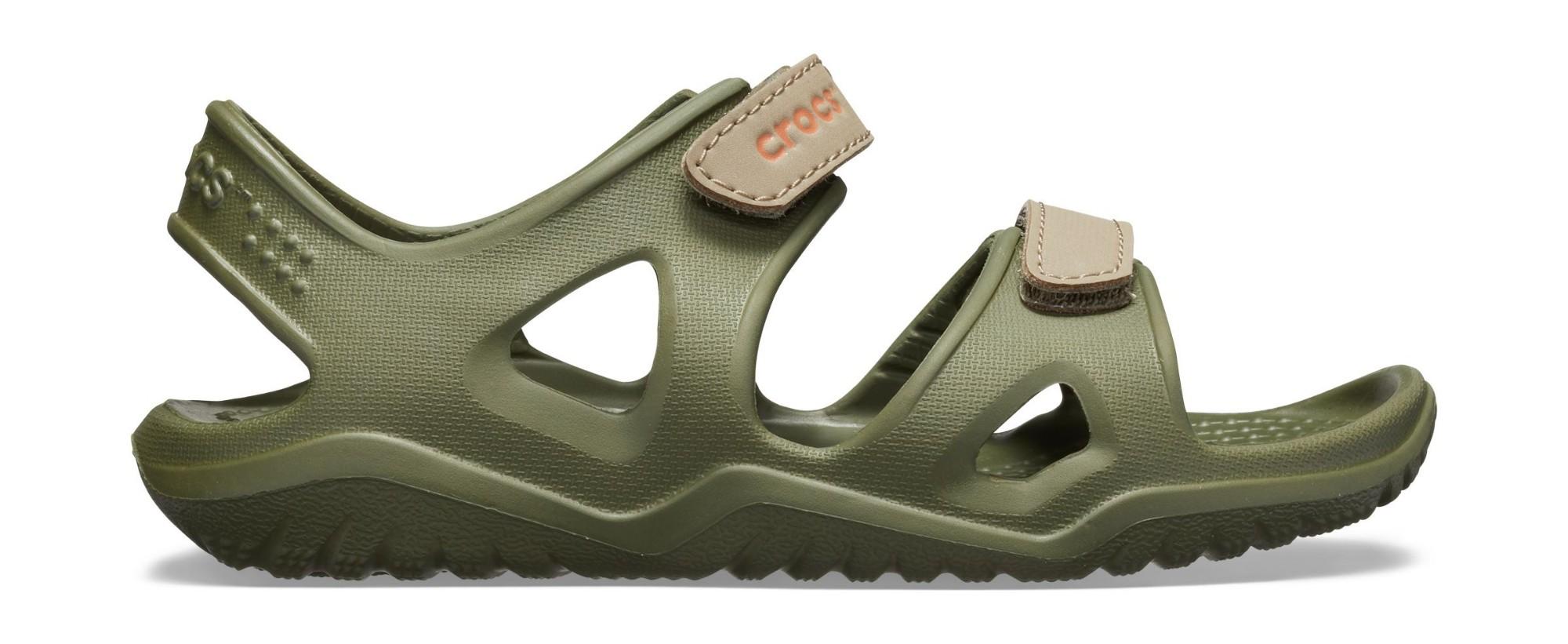 53b40eb0d834 Crocs™ Kids  Swifwater River Sandal