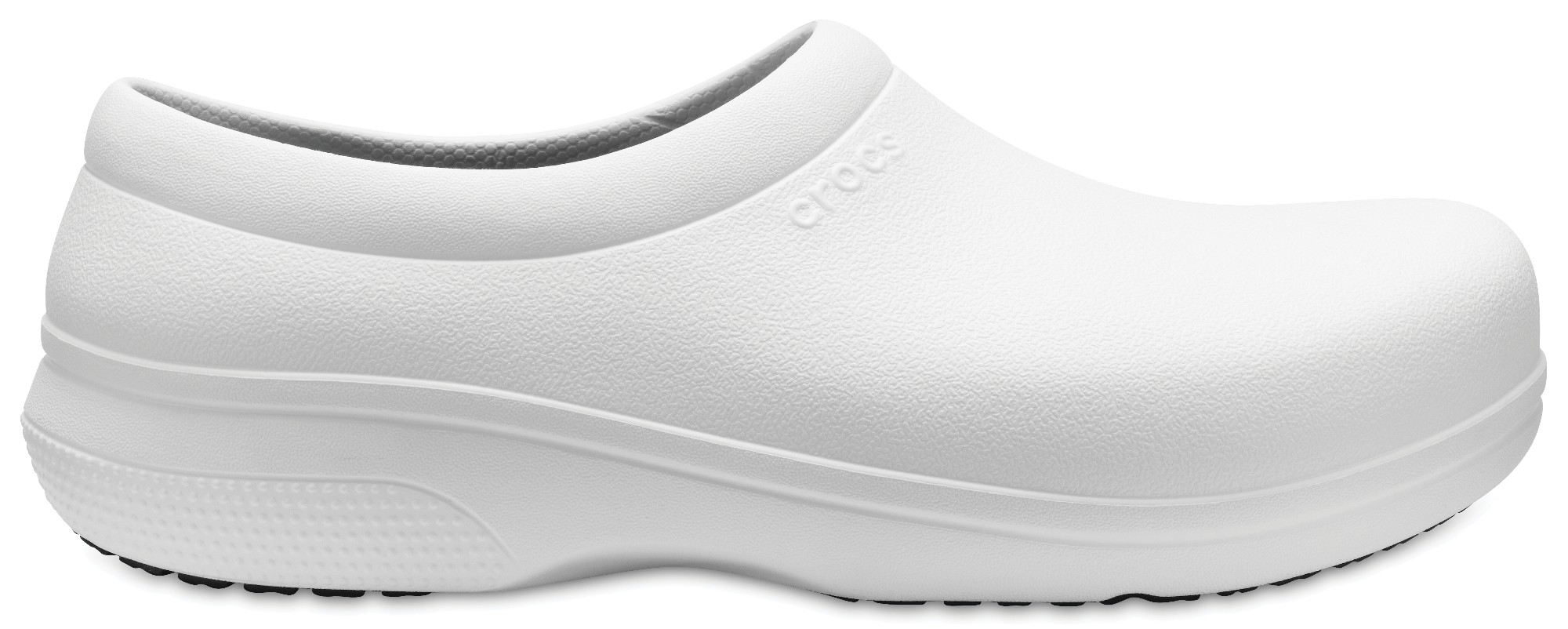 Crocs™ On The Clock Work Slip-On White 36,5
