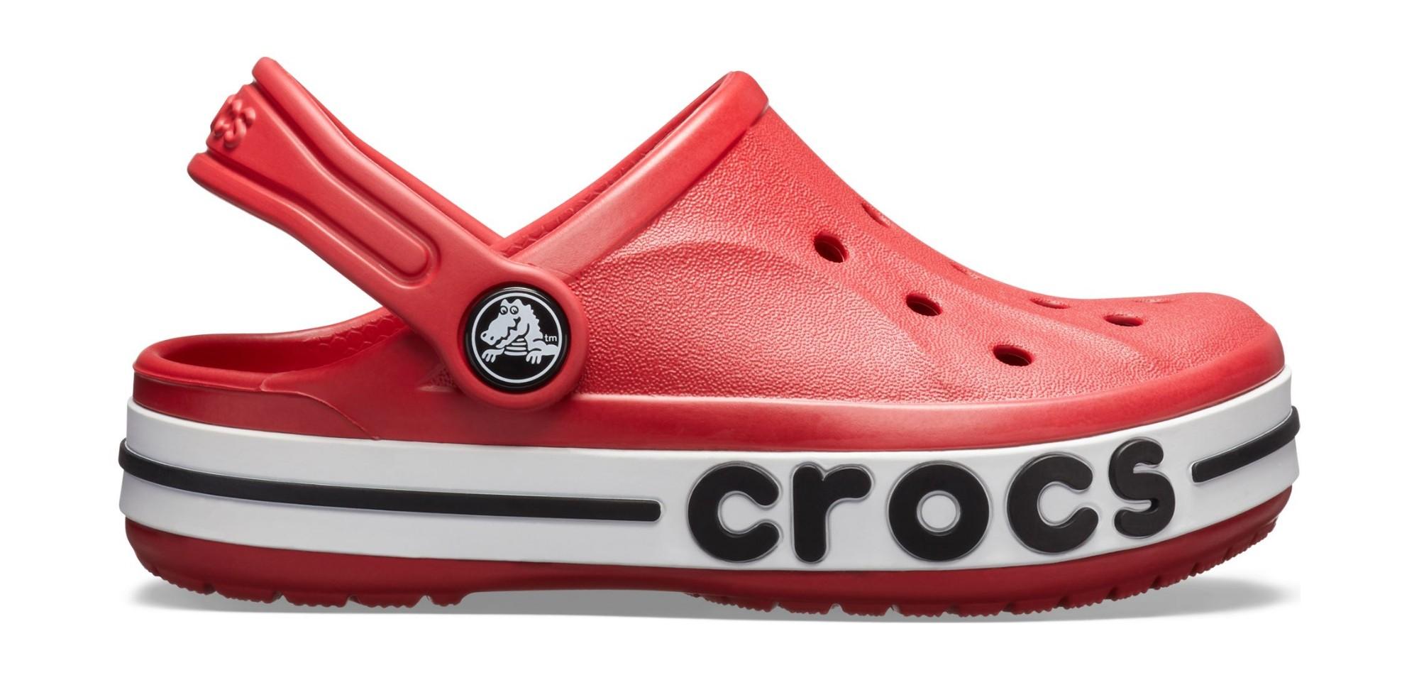 Crocs™ Bayaband Clog Kid's Pepper 29