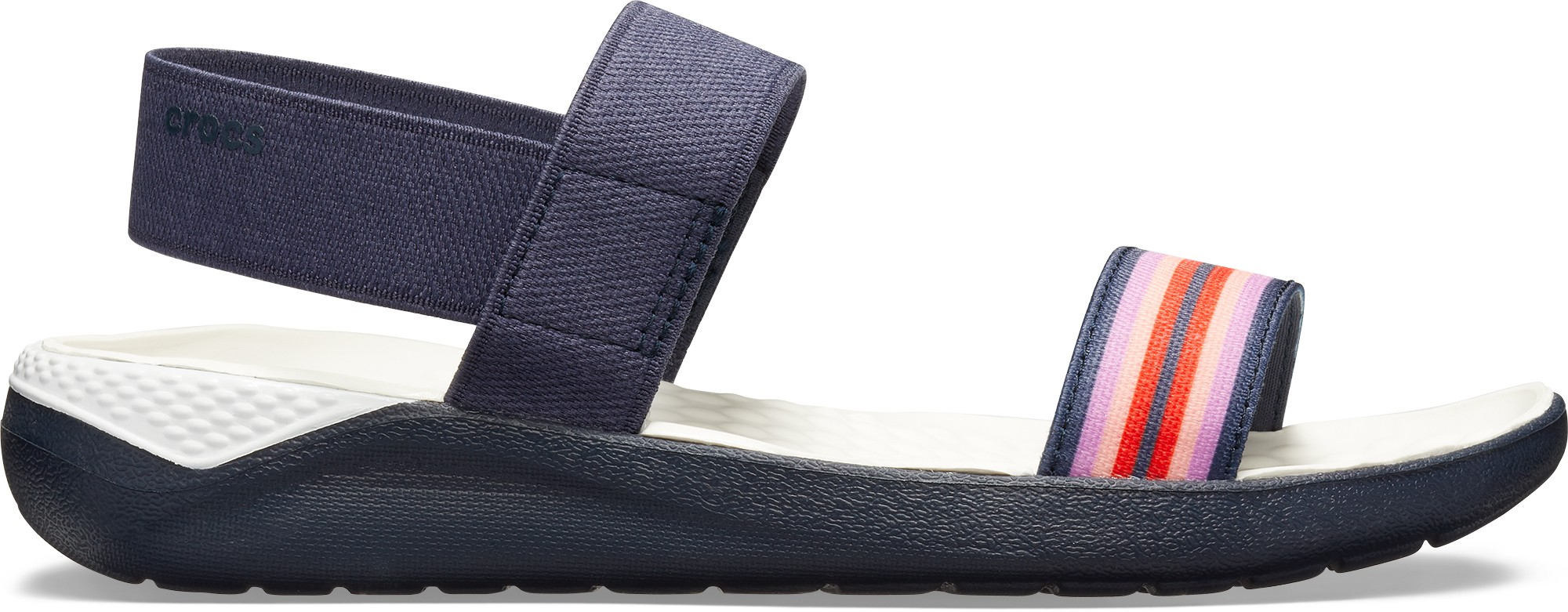 Crocs™ Women's LiteRide Sandal Navy Colorblock/Navy 37,5