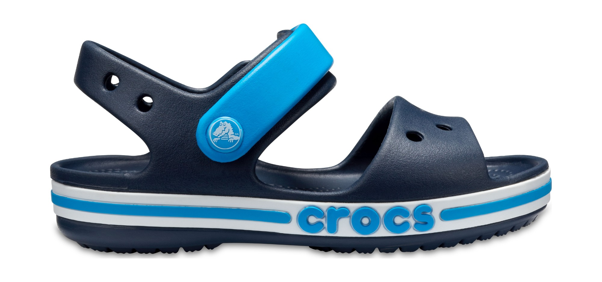 Crocs™ Bayaband Sandal Kid's Navy 26
