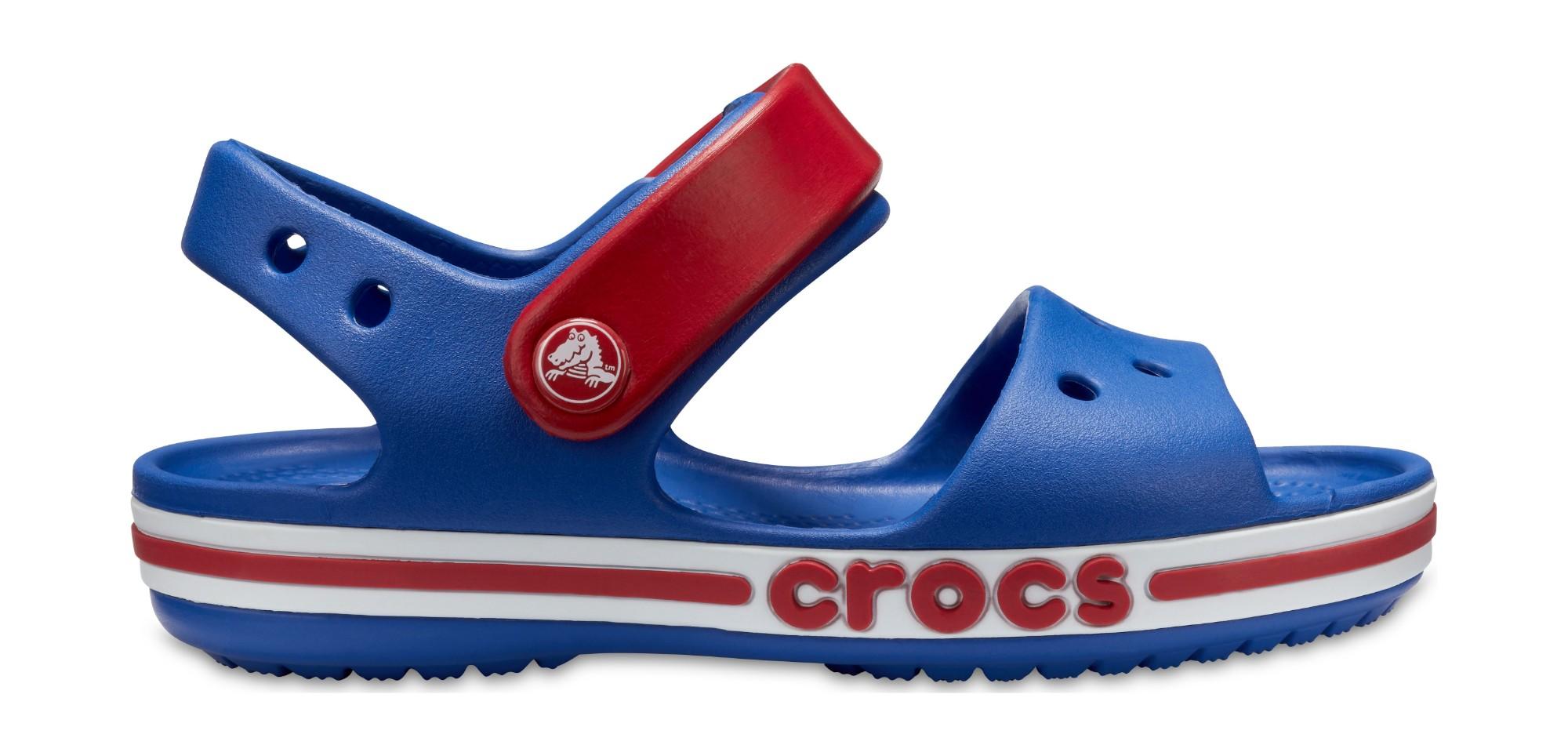 Crocs™ Bayaband Sandal Kid's Cerulean Blue 24
