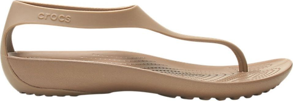 Crocs™ Serena Flip Women's Bronze/Bronze 35