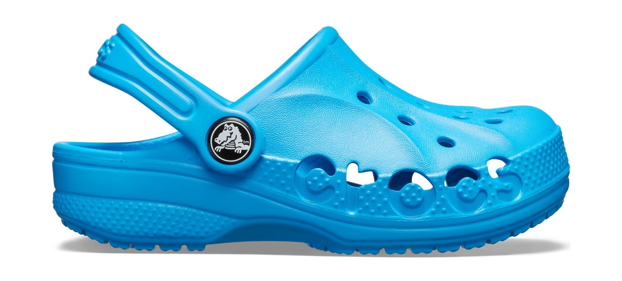 Crocs™ Baya Clog Kid's Ocean 28