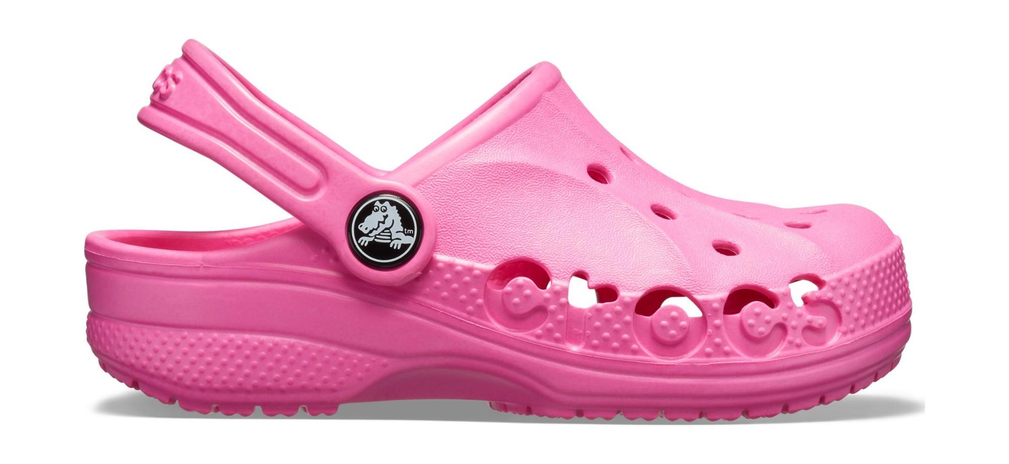 Crocs™ Baya Clog Kid's Neon Magenta 33,5