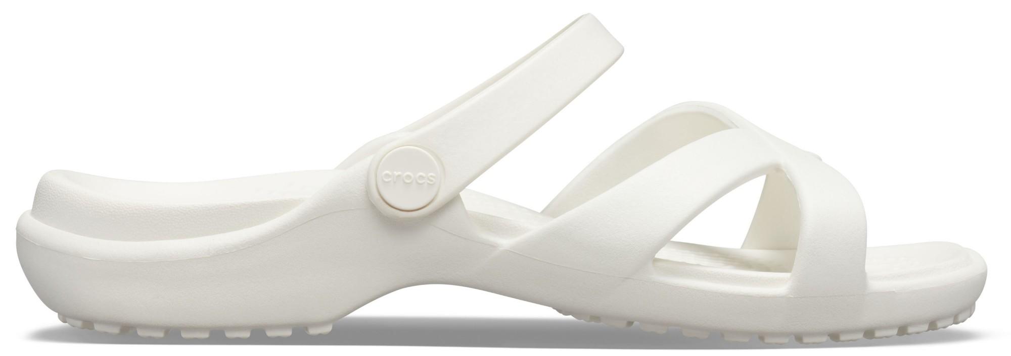 Crocs™ Meleen Cross-Band Sandal Women's Oyster 36,5