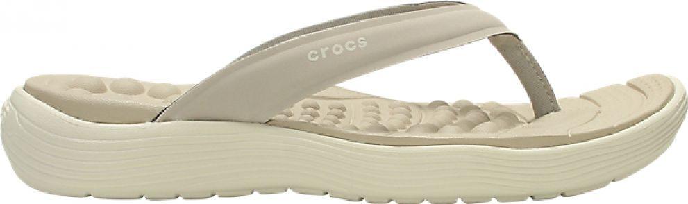 Crocs™ Reviva Flip Women's Cobblestone/Stucco 39,5