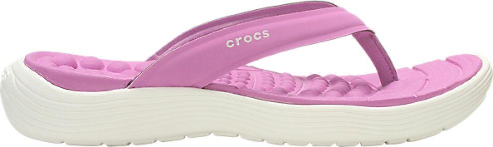 Crocs™ Reviva Flip Women's Violet/White 37,5