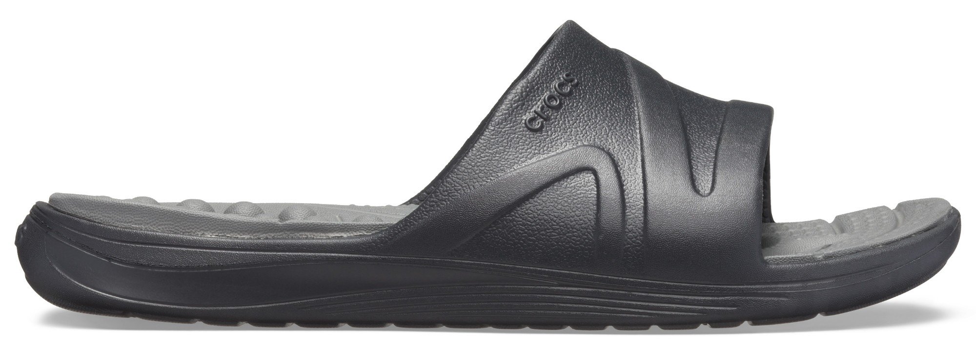 Crocs™ Reviva Slide Black/Slate Grey 38,5