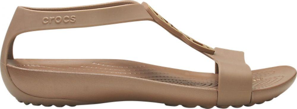 Crocs™ Serena Embellish Sandal Women's Bronze/Bronze 36,5
