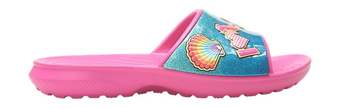 c220ff2e0f8 Previous. Crocs™ Funlab BeachFun Slide Kid's Fuchsia ...